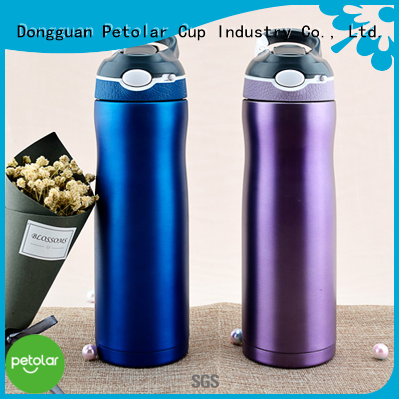 Wholesale thermos stainless steel water bottle for business for convenience