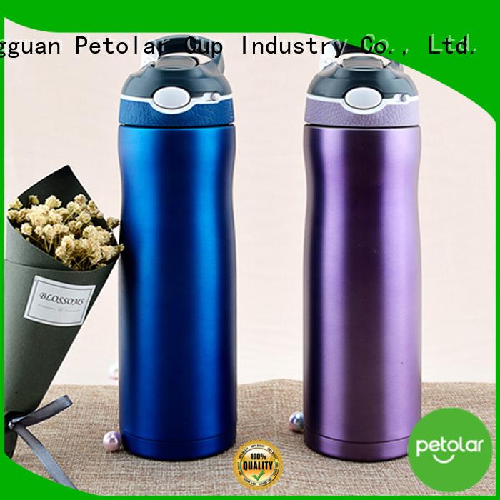 Petolar Wholesale kids stainless steel water bottle Supply for travel