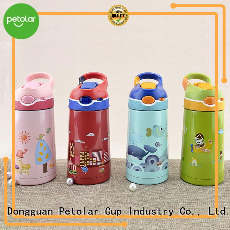 Petolar Custom insulated travel mugs company for safety