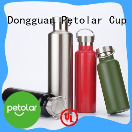 Petolar Best bamboo insulated mug manufacturers for sport