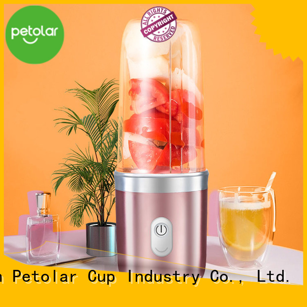 Petolar smoothie machine factory for convenience