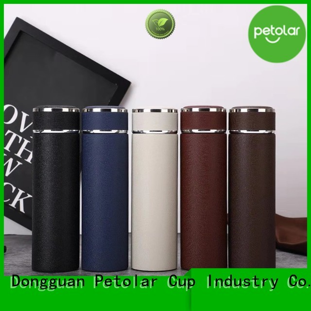 Petolar stainless steel insulated bottle company for sport