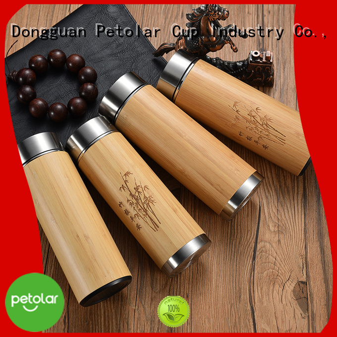 Petolar Latest stainless steel water flask for business for sport