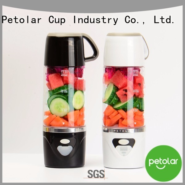 Petolar Top commercial blender factory for travel