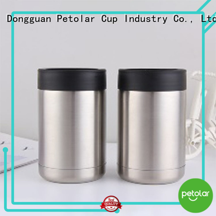 Custom eco friendly stainless steel water bottles for business for sport