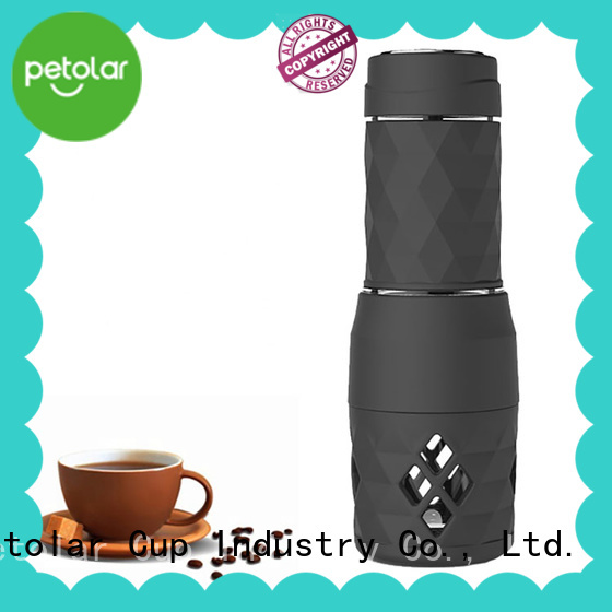 Petolar Latest portable coffee maker factory for safety