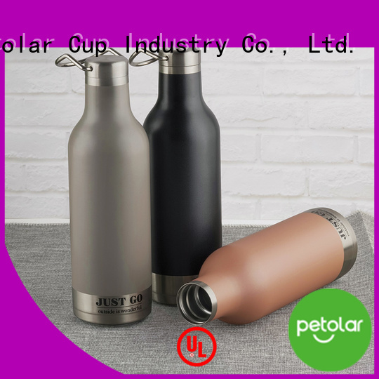 Petolar Latest insulated bottle factory for travel