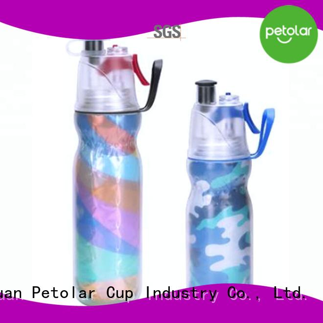 Petolar bpa free bike bottle manufacturers for travel